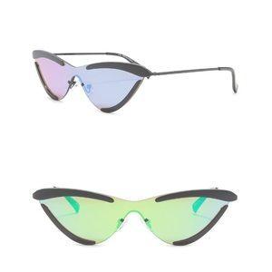 Le specs the scandal cat sunglasses NWT $108